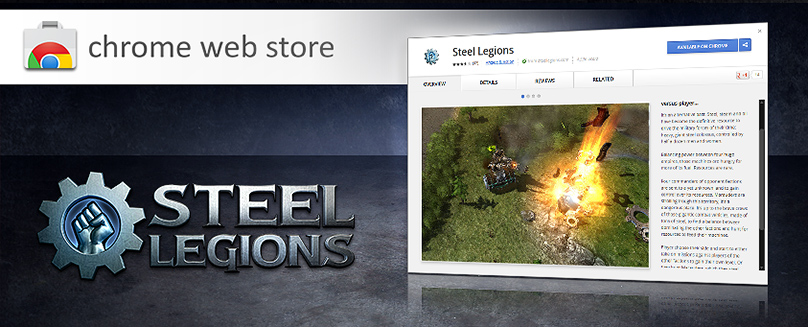 You love playing Steel Legions, and you are using the Chrome web browser? Now you can enjoy a super easy way to get into the game, because Steel Legions is available through […]