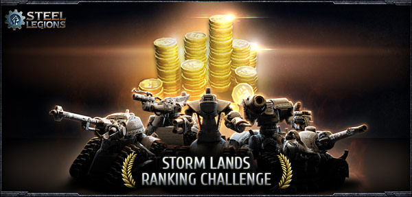 Commanders!The next Stormlands Ranking Challenge is just around the corner.Get ready for 2 hours of pure adrenaline on the Stormlands […]